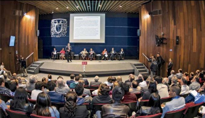 Auditorio Alfonso Caso de CU